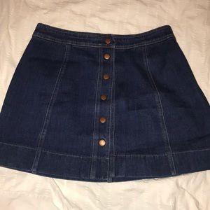 Made well skirt